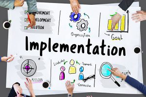 Implementation E-Brida Benary completed